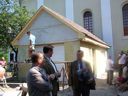 baptista gyülekezet verőce