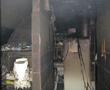 Leégett egy cukrászüzem Nagymaroson