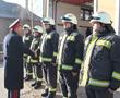 Óév búcsúztató a Váci Tűzoltóparancsnokságon