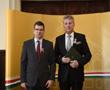 Magyar Arany Érdemkereszt kitüntetést kapott a DDC elnök-vezérigazgatója