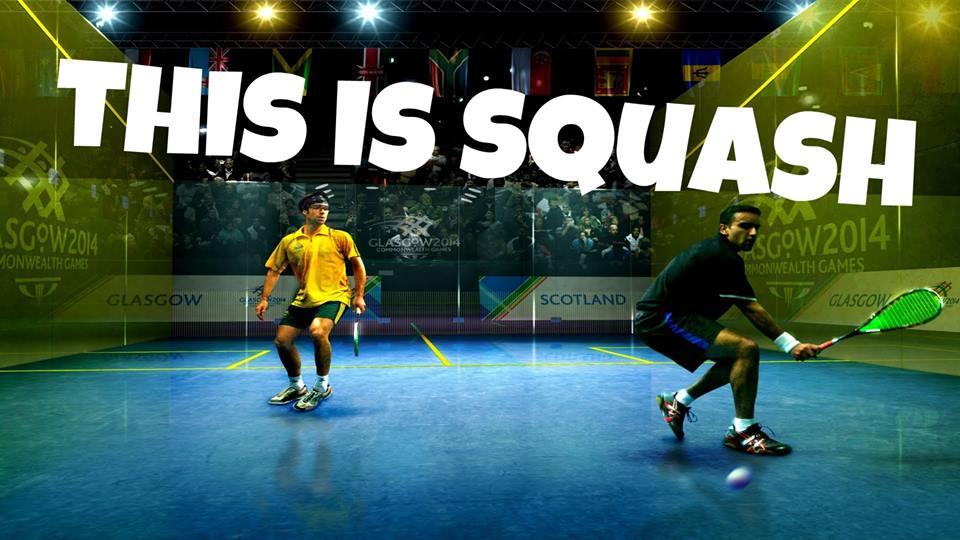 Amatőr Squash Party a Néveri Squash Club-ban!