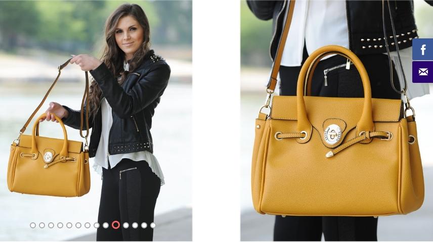 Egy táska webáruház női táskáiból válogattunk
