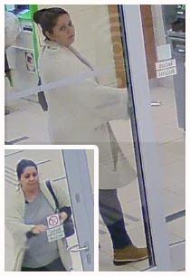 Ha felismeri a képen látható nőt, jelezze a rendőrségnek!
