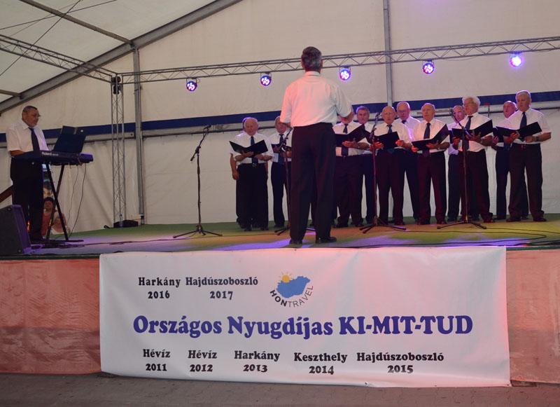 Váci honvéd nyugdíjasok kiváló szereplése Hajdúszoboszlón