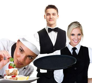 Felszolgáló és szakács kerestetik!