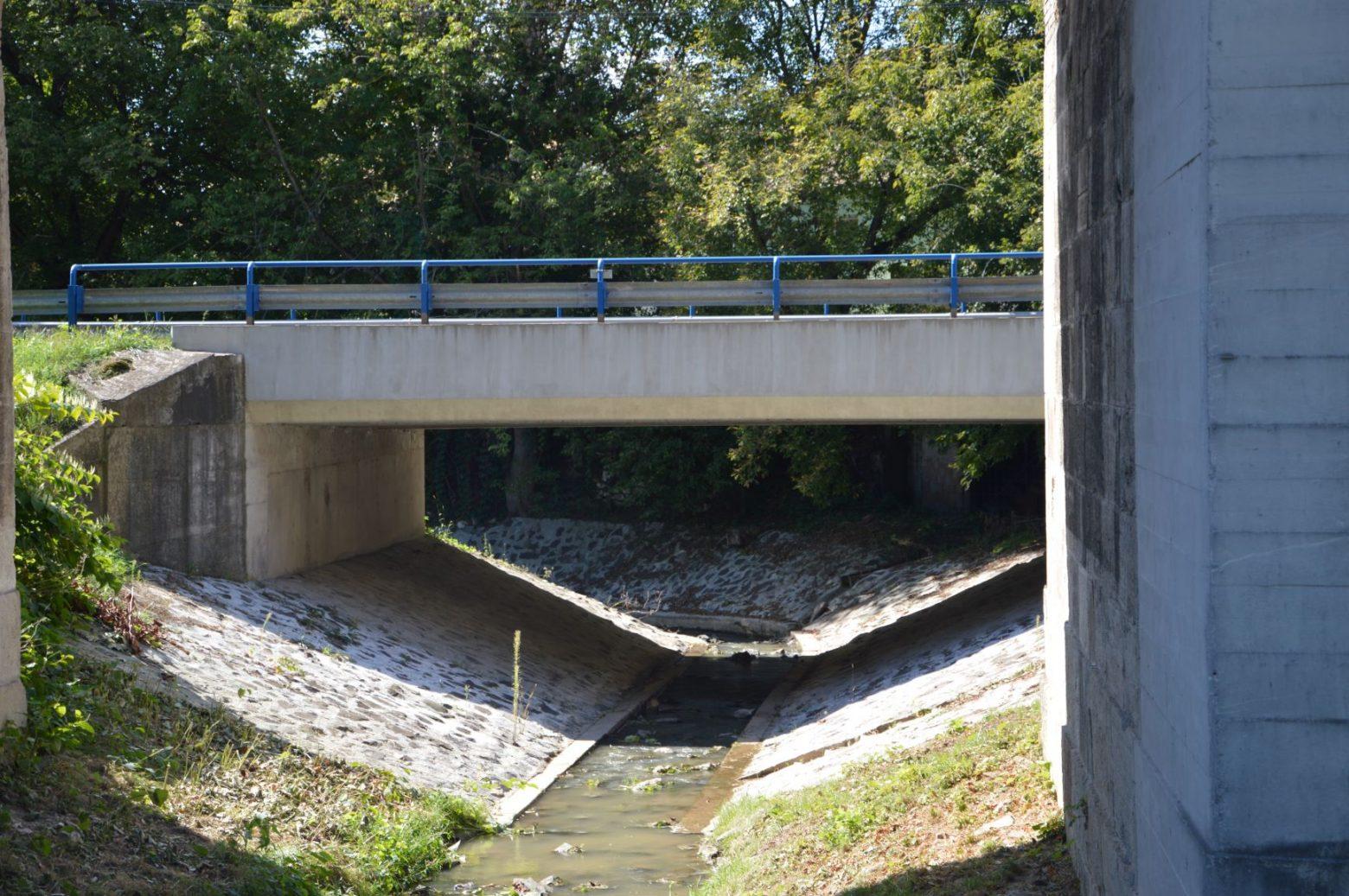 Elkészült a zebegényi csapadékvíz elvezető rendszer