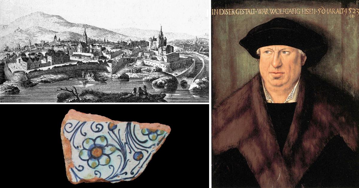 Nem térkép e táj – Wolfgang Eisen, az első olyan váci polgár, akinek az arcát is ismerjük