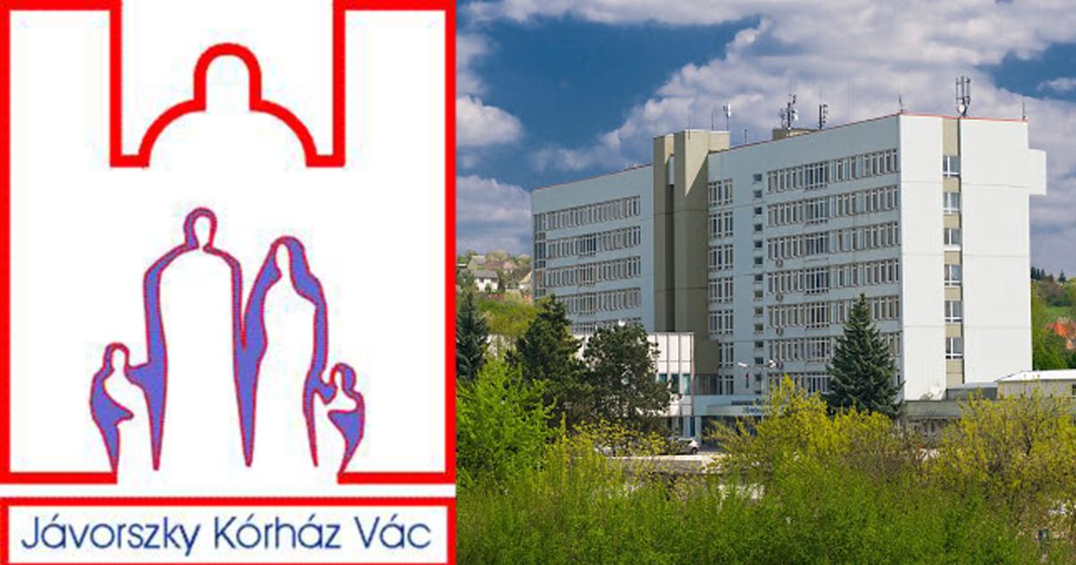 Feloldották a kórházi látogatási tilalmat Vácon is