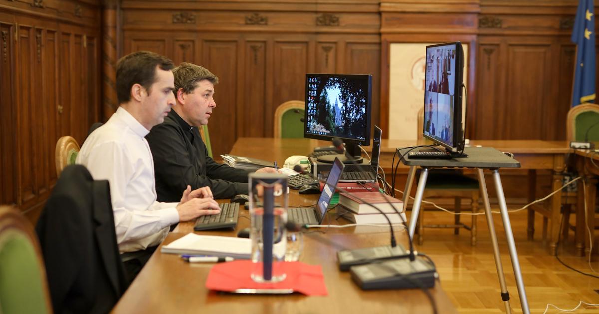 A Magyar Katolikus Püspöki Konferencia nyári rendes ülésére videókonferencia keretében került sor