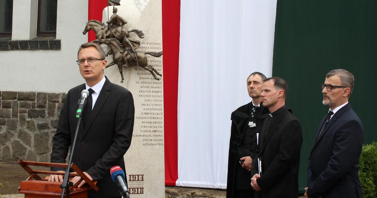 Száz éve egy sikertelen nemzetgyilkossági kísérlet történt – Trianon 100. évfordulóján ökumenikus ima volt Verőcén