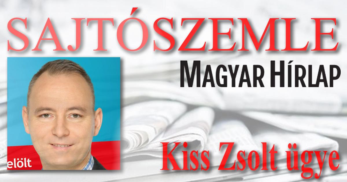 Lapszemle – Jelent-e Kiss Zsolt János kockázatot a város számára?
