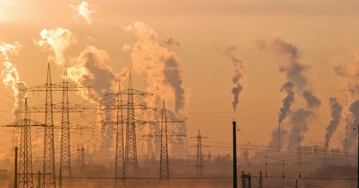 Ismét magas a levegő ózontartalma hazánkban, többek között Vácon is