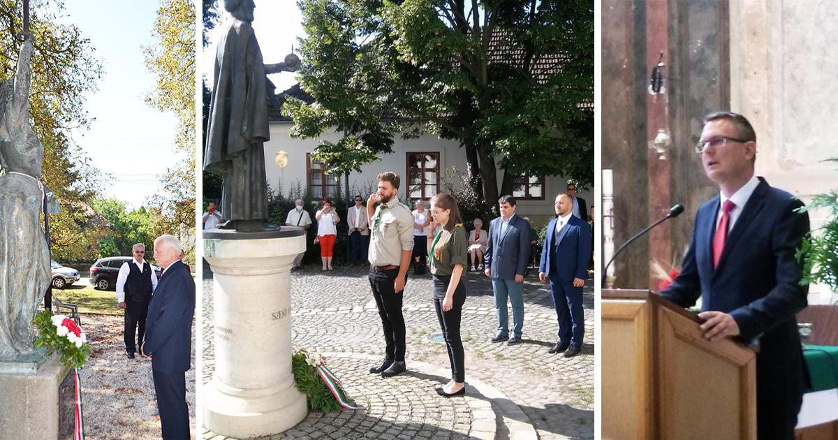 Rétvári: Szent István a magyar állam és egyház létrehozója