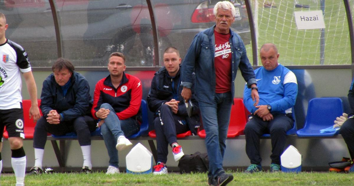 SZOROS GYŐZELEMMEL AZ NB III-BAN MARADT A VÁC FC