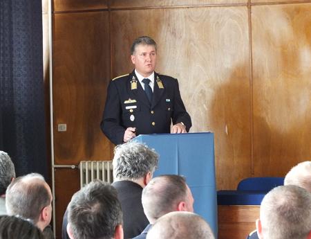 Rendőrségi évértékelő a Dunakanyarban