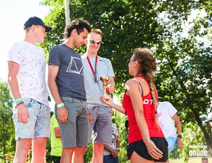 Váci siker a dunaújvárosi triatlon versenyen