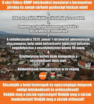 Ingyenesparkolás: a váci Fidesz-KDNP javasolta, Matkovichék lesöpörték, Orbán Viktor bevezette