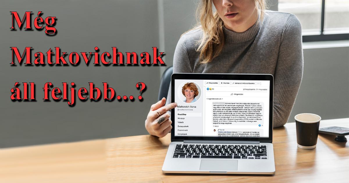Még Matkovichnak áll feljebb: a facebookon oktatta ki a lenullázott fizetésű városi dolgozót