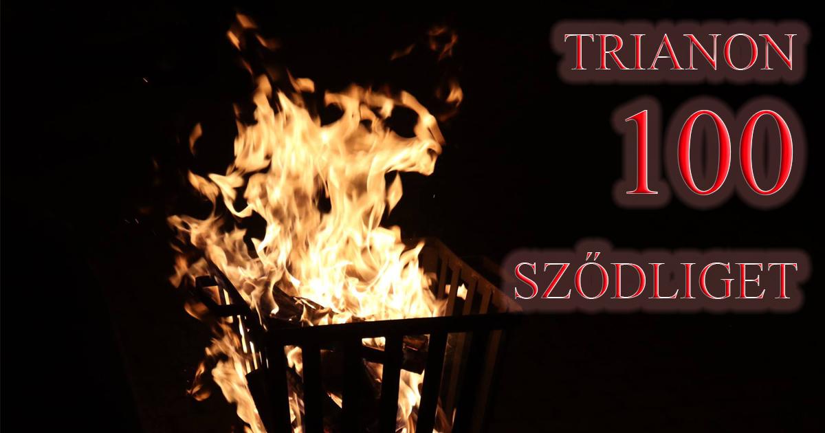 Trianon 100 megemlékezés Sződligeten – Három ország, egy nemzet