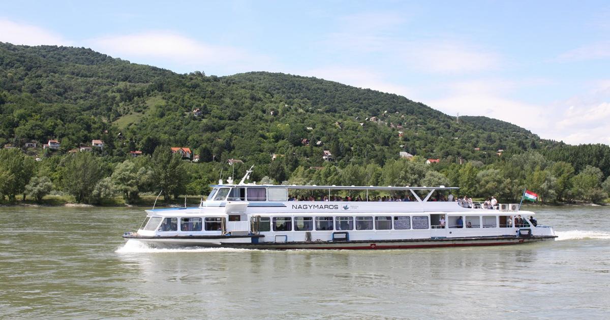 Rétvári: A Dunakanyarnak végre saját hajójárata lett