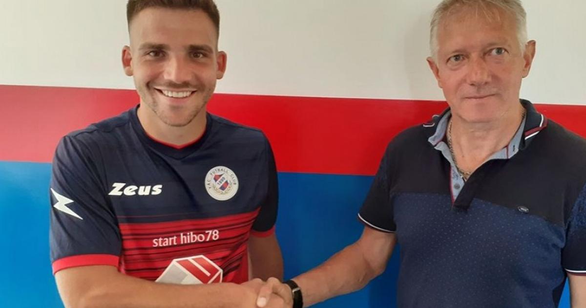 Sóron Tibor újra a Vác FC mezében