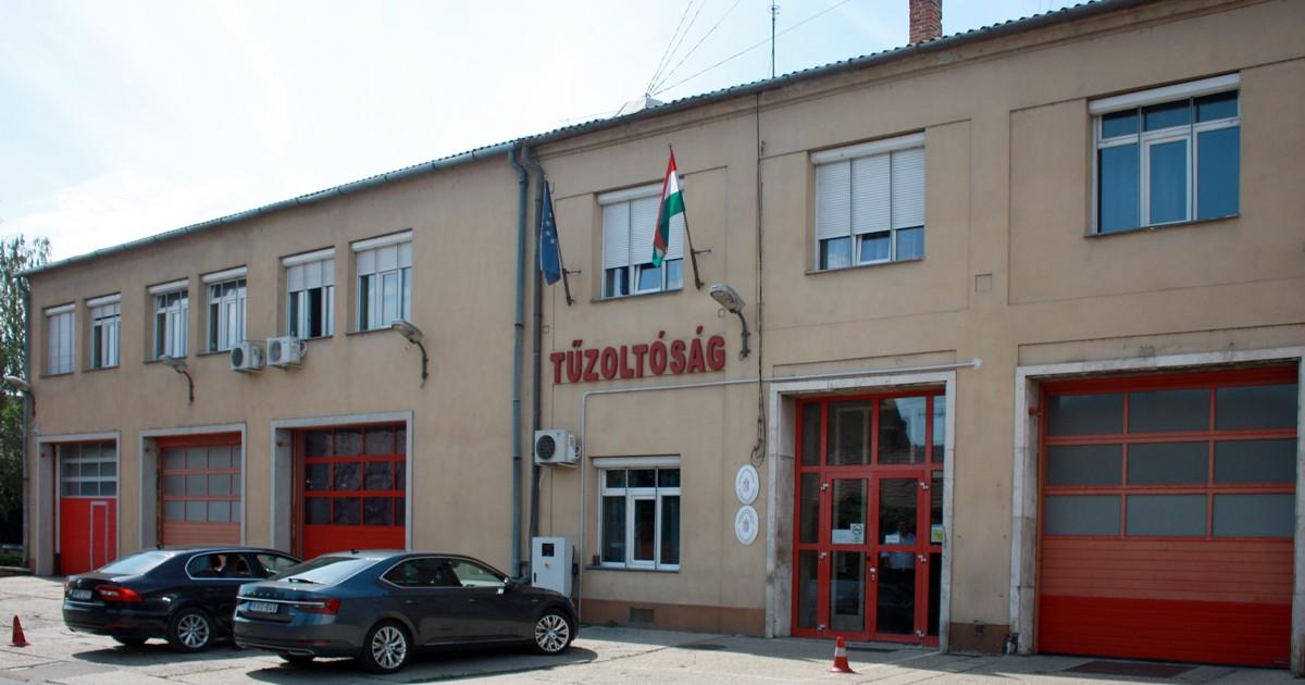 Civil összefogással 2 millió forintból megújult a váci tűzoltóság edzőterme