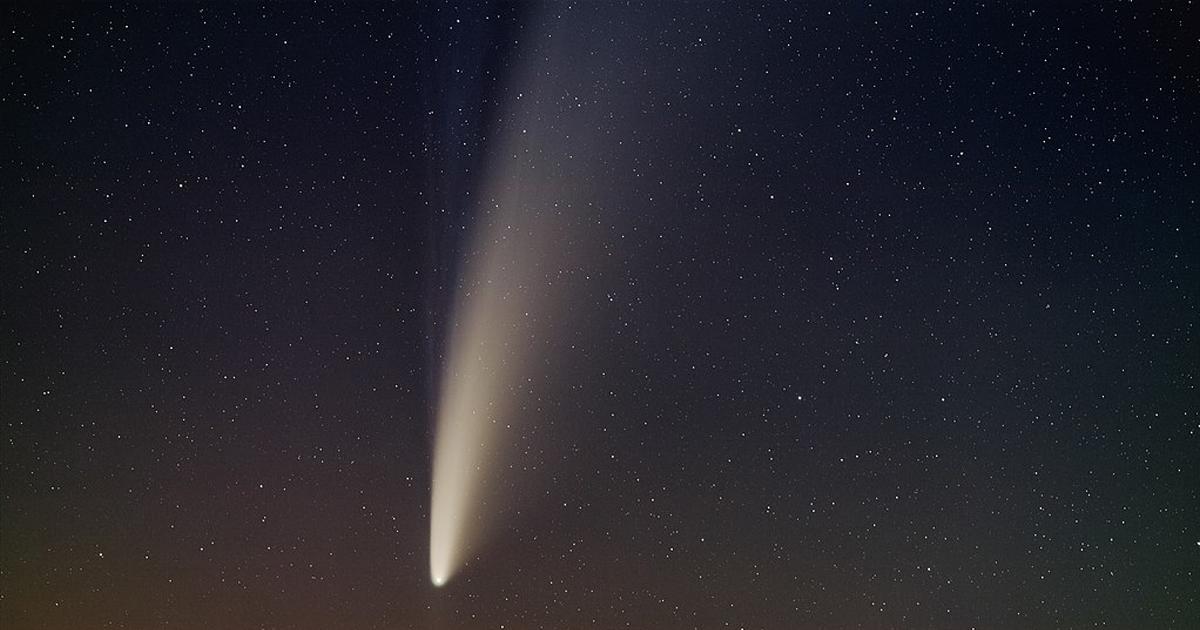 """A kora esti égen a Nagy Medve """"lábainál"""" vonul el az üstökös – várjuk olvasóink fotóit"""