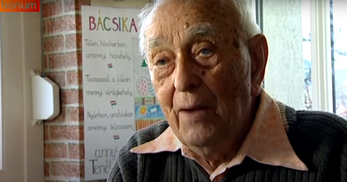 Elhunyt dr. Brusznyai József címzetes esperes, a Hit Pajzsa díjazottja, nyugalmazott lelkipásztor
