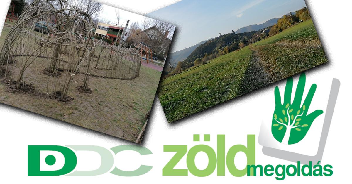 Környezettudatosan Vácott – 10 éves a DDC Zöld Megoldás-pályázata
