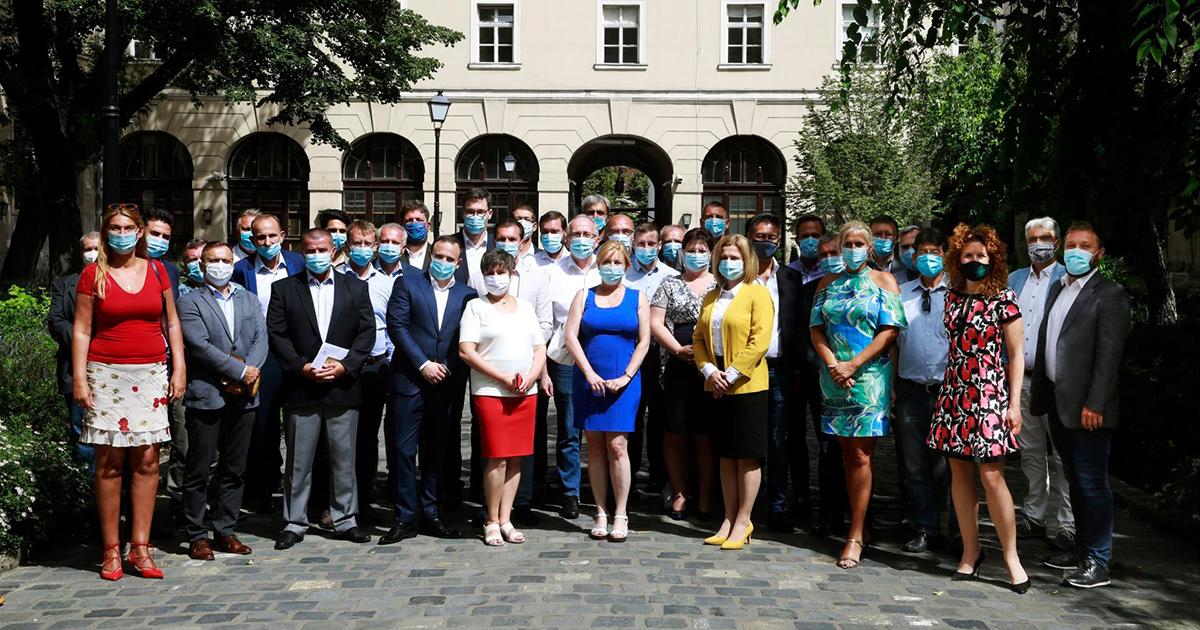 Nem volt ott Matkovich az ellenzéki polgármesterek egyeztetésén