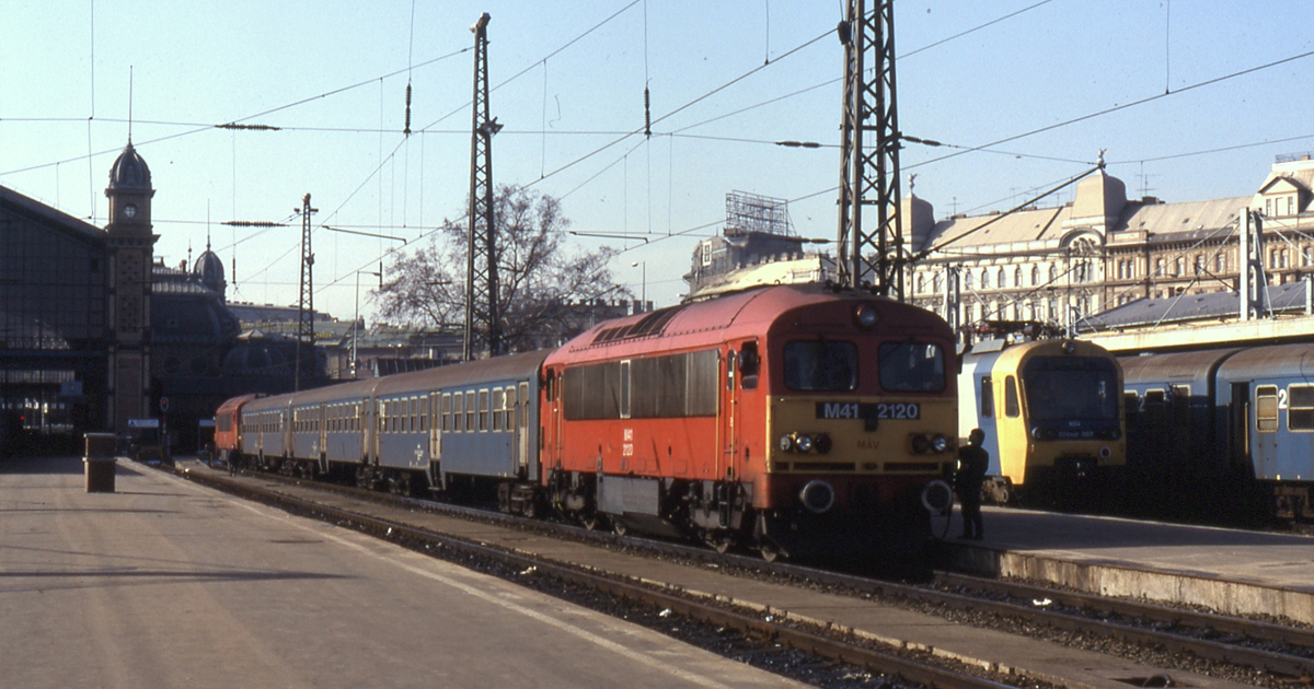 Döntés született: 32 milliárd forintos vasúti fejlesztés indul