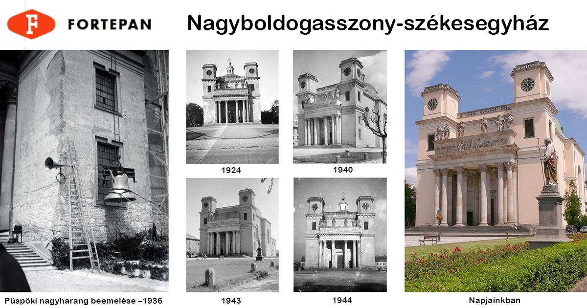 CSODÁLATOS VÁROSUNK A FORTEPAN KÉPEIN (1918–1945)