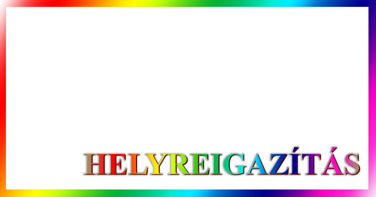 HELYREIGAZÍTÁS